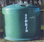 Što treba odložiti u zelene spremnike za otpadno staklo