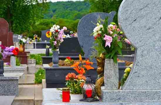 Pojedinačna usluga: Uređenje grobnog mjesta (imitacija grobnice,grobnica, okvir i sl.)